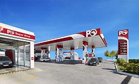 Benzin Yakıt İstasyonu Böcek İlaçlama
