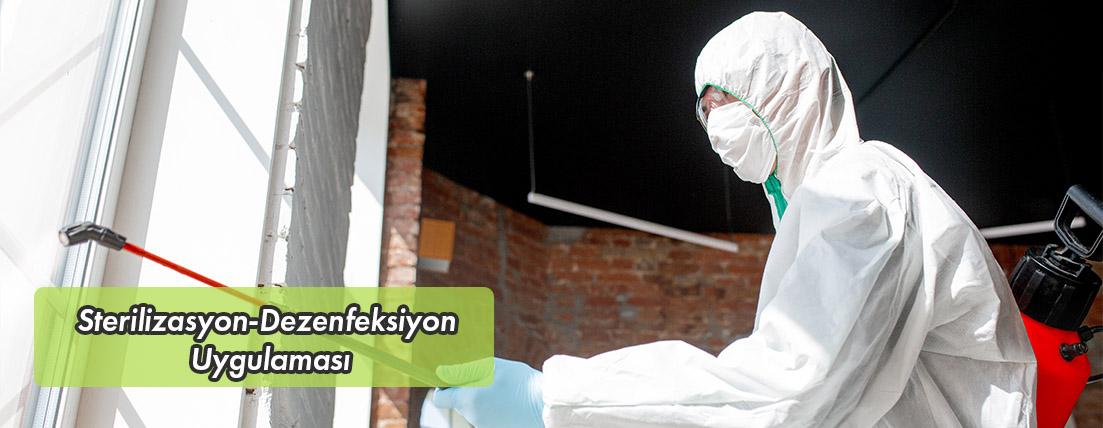 Sterilizasyon-Dezenfeksiyon -Uygulamasi